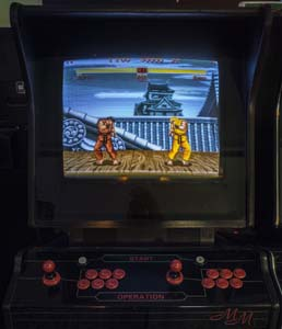 Street Fighter II - The new challengers
